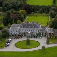 Photo taken at Castle Durrow by David S. on 6/10/2013