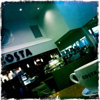 Photo taken at Costa Coffee by Gary K. on 12/20/2012