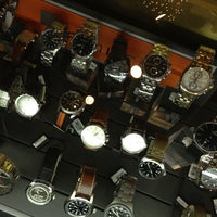 Photo taken at The Watch & Clock Shop by Larry L. on 1/31/2014
