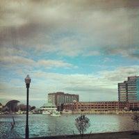 Photo taken at Hampton University by Da'Quan L. on 10/4/2012