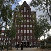 Photo taken at Haus der Wissenschaft | TU BS by Sascha F. on 9/30/2016