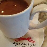 Photo taken at Palomino by Kate H. on 3/27/2013