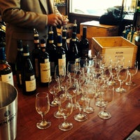Photo taken at Houston Wine Merchant by Charles on 4/18/2014