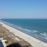 Photo taken at Windy Hill Dunes Condominiums by Kevin R. on 4/10/2014
