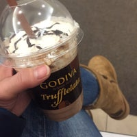 Photo taken at Godiva Chocolatier by elle_fab on 1/11/2016
