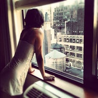 Photo taken at Four Points by Sheraton Midtown - Times Square by Giulia B. on 11/9/2012