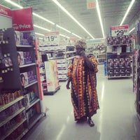 Photo taken at Walmart Supercenter by Reuel W. on 3/11/2013