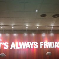 Photo taken at TGI Fridays by Caretaker on 1/7/2014