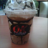 Photo taken at Ok coffee by A. Enrique C. on 6/25/2013