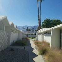 Photo taken at Palm Springs, CA by Velmaris R. on 11/9/2016