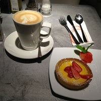 Photo taken at Ca'puccino by Alexandra on 1/22/2013