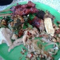 Photo taken at Babi Guling Sanur (Cokla) by patbom on 9/14/2012