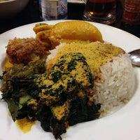 Photo taken at Minang Indonesian Restaurant by Adek O. on 2/22/2014