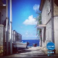 Photo taken at Villa San Giovanni by Volgo I. on 3/10/2015