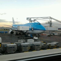 Photo taken at Gate E20 by Rogier B. on 11/29/2012