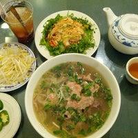 Photo taken at Nha Trang Place by Tom B. on 3/12/2013