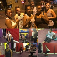 Photo taken at Shakehouse Boxing by Sammie M. on 9/21/2015