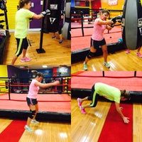 Photo taken at Shakehouse Boxing by Sammie M. on 9/16/2015