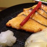Photo taken at Shokudo Japanese Restaurant by Denise T. on 11/24/2012
