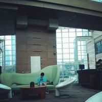 Photo taken at Hyatt on the Bund Shanghai by Ajay H. on 6/12/2013