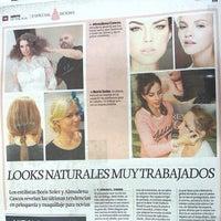 Photo taken at Diario SUR by boris s. on 11/3/2013