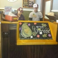 Photo taken at Potbelly Sandwich Shop by Colton R. on 4/22/2015