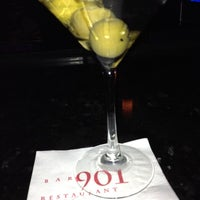 Photo taken at 901 Restaurant & Bar by Dr. Katy N. on 11/7/2012