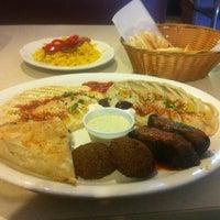 Photo taken at Jerusalem Cafe by Vrinda P. on 9/24/2012