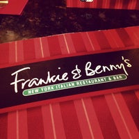 Photo taken at Frankie & Benny's by Gui N. on 5/11/2013