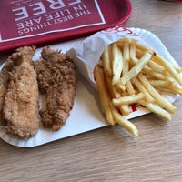 Photo taken at KFC by Polo g. on 12/30/2016