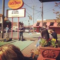 Photo taken at Zada Jane's Corner Cafe by Carmen L. on 10/20/2012