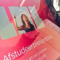 Photo taken at Hogeschool van Arnhem en Nijmegen (HAN) by Lars v. on 6/24/2015