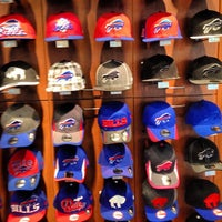 Photo taken at New Era Flagship Store: Buffalo by howeeee on 10/28/2013