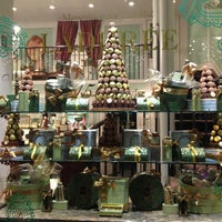 Photo taken at Ladurée by Stefano S. on 12/31/2012