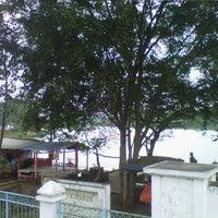 Photo taken at Situ Ciburuy by A H. on 1/2/2013