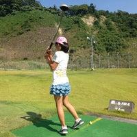 Photo taken at 博多金の隈ゴルフヒルズ by としパパ on 8/10/2013