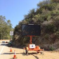 Photo taken at Glendora Mountain Road by Rick L. on 5/25/2014