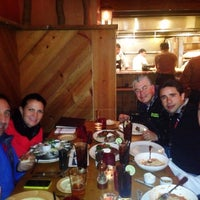 Photo taken at Boca Steak & Seafood by Nahum O. on 4/26/2014