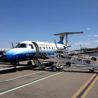 Photo taken at McClellan-Palomar Airport (CLD) by Hansen H. on 5/12/2013