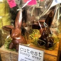 Photo taken at SOMA chocolatemaker by Joshua D. on 3/30/2013