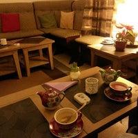 Photo taken at Bohemia Tea House by Alexandru D. on 1/11/2015