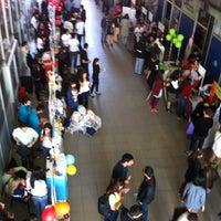 Photo taken at Duoc UC by Danielita M. on 11/23/2012