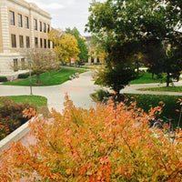 Photo taken at Bowling Green State University by Patrick S. on 10/26/2013