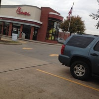 Photo taken at Chick-fil-A Missouri City by E-man H. on 12/27/2013