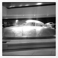Photo taken at Porsche Museum by Alexander K. on 9/19/2012