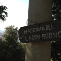 Photo taken at Madonna del Ladro Buono by Livio D. on 6/20/2013