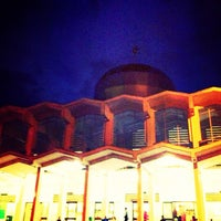 Photo taken at Masjid Agung Medan by Saifil C. on 11/24/2012