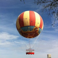 Photo taken at Characters In Flight by Ian H. on 11/13/2012