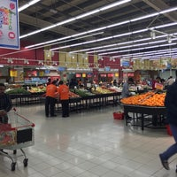 Photo taken at Carrefour كارفور by sioo m. on 2/27/2015