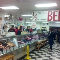 Photo taken at Gartner's Country Meat Market by Jeff M. on 1/6/2013